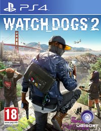 PS4 Watch Dogs 2 ENG/FR