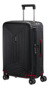 Samsonite Harde reistrolley Neopulse Spinner matte black 55 cm-Vooraanzicht