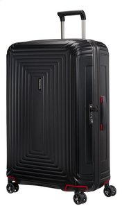 Samsonite Harde reistrolley Neopulse Spinner matte black 69 cm