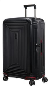 Samsonite Harde reistrolley Neopulse Spinner matte black 75 cm