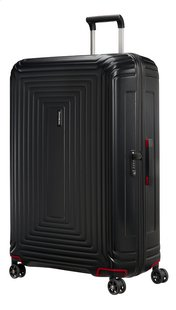 Samsonite Harde reistrolley Neopulse Spinner matte black 81 cm-Vooraanzicht