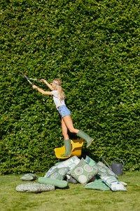 Hartman coussin décoratif Peonie Green-Image 2