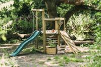 Plum houten speelhuisje Discovery Woodland-Afbeelding 2