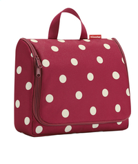 Reisenthel Trousse de toilette XL ruby dots