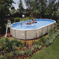 Interline zwembadset Diana L 7,30 x B 3,60 m-Afbeelding 2