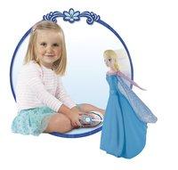 Poupée Disney La Reine des Neiges RC Elsa patine-Image 1