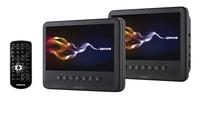 Lenco draagbare dvd-speler MES-212 7' zwart