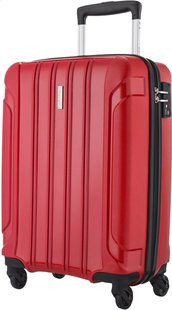 Travelite Valise rigide Colosso Spinner rouge 76 cm-Avant