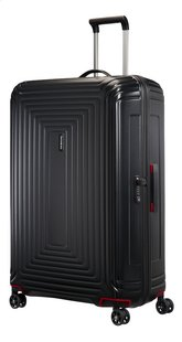 Samsonite Harde reistrolley Neopulse Spinner matte black 81 cm-Linkerzijde