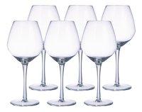 Chef & Sommelier 6 rodewijnglazen Cabernet Young Wines 58 cl-Vooraanzicht