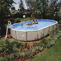 Interline zwembadset Diana L 8,50 x B 4,90 m