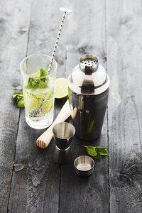 Point-Virgule 4-delige cocktailset-Afbeelding 1