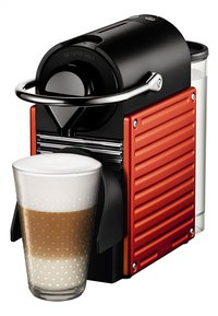 Krups machine à espresso Nespresso Pixie XN3006 electric red-Image 1