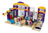 LEGO Friends 41312 Heartlake sporthal-Rechterzijde