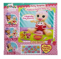 Lalaloopsy Babies pop Potty Surprise Jewel Sparkles-Achteraanzicht