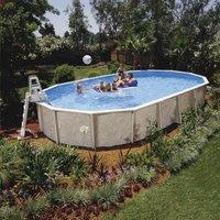 Interline zwembadset Diana L 6,10 x B 3,60 m-Afbeelding 2