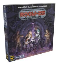 Room 25 uitbreiding: Escape room-Linkerzijde
