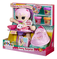 Lalaloopsy Babies poupée Potty Surprise Jewel Sparkles-Côté droit