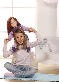 Grande poupée souple Sally-Image 2