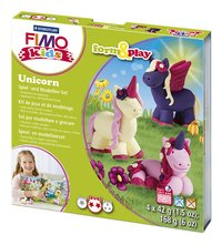 STAEDTLER FIMO kids form & play Unicorn-Côté droit