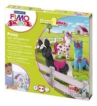 STAEDTLER FIMO kids form & play Pony-Côté droit