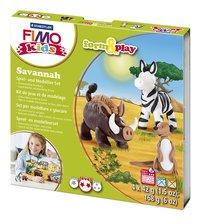 STAEDTLER FIMO kids form & play Savannah-Côté droit