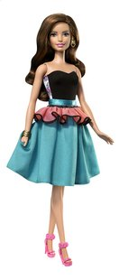 Barbie speelset Fashion Mix 'N Match Brunette-Artikeldetail