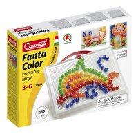 Quercetti mosaïques Fanta Color portable large 150 pièces