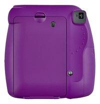 Fujifilm fototoestel Instax mini 9 Clear Purple-Achteraanzicht