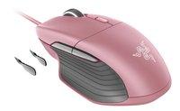 Razer Basilisk Chroma Gaming Mouse Quartz roze-Vooraanzicht