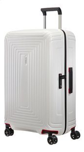 Samsonite Harde reistrolley Neopulse Spinner matte white 75 cm