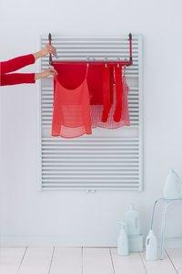 Brabantia Séchoir pour radiateur rouge-Image 3