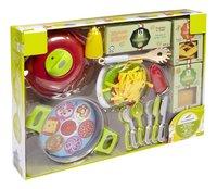 DreamLand set de cuisine Pâtes avec sons et lumières-Côté gauche
