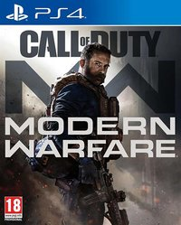 PS4 Call of Duty: Modern Warfare 2019 ENG-Vooraanzicht