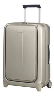 Samsonite Valise rigide Prodigy Upright ivory gold 55 cm