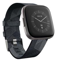 Fitbit montre connectée Versa 2 Special Edition tissé gris-Côté gauche