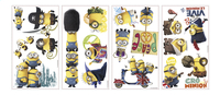 Stickers muraux Minions The Movie