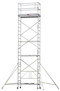 Altrex échafaudage en aluminium 3400 Module D