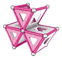 Geomag Pink 68 pièces-Avant