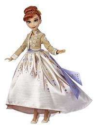 Poupée mannequin  Disney La Reine des Neiges II Arendelle tenue de luxe Anna-commercieel beeld