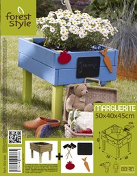 Table à potager Kids Marguerite-Détail de l'article
