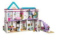LEGO Friends 41314 Stephanies huis-Linkerzijde