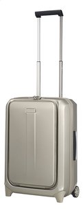 Samsonite Harde reistrolley Prodigy Upright ivory gold 55 cm-Linkerzijde