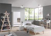 Vipack kleerkast Kiddy met 3 deuren en 2 laden-Afbeelding 1