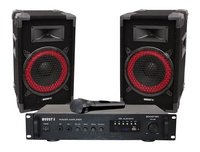 Set Ibiza DJ150 home