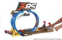 Circuit acrobatique Disney Cars XRS Smash & Crash Challenge-Image 1