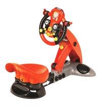 BaobaB Kid Racing rijsimulator -Vooraanzicht