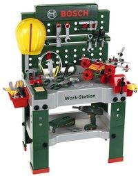 Bosch werkbank met 150 accessoires-Vooraanzicht