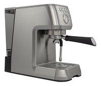Solis Espressomachine Barista Perfetta Plus 980.07 type 1170 zilver-Linkerzijde