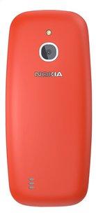Nokia GSM 3310 3G rouge-Arrière